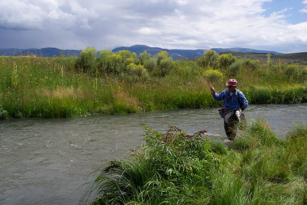 Northern New Mexico Vacation Cabin Rentals & Fly Fishing at Cottonwood Meadow Ranch