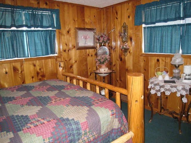 Calalmity Jane Room at Mountain Shadows Lodge Red River, New Mexico